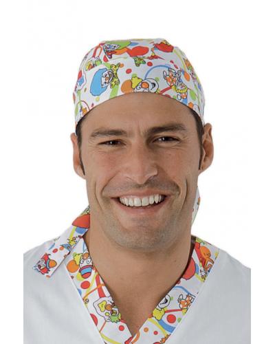 Bandana Medico Pediatra Smile Unisex Taglia Unica Isacco