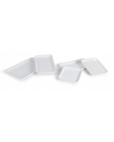 Vassoio Buffet o Vetrina Componibile Bianco in Plastica Mobil Plastic
