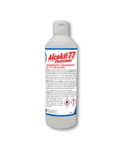 Igienizzante Alcolico Alcokil77 500 ml