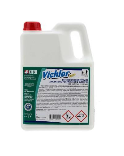 Vichlor Disinfettante Pavimenti 3 lt Kiter