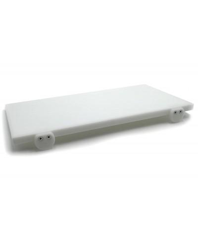 Tagliere Politene Bianco 30x20x2,5 cm