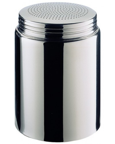 Glassiera Spandizucchero 300 gr Acciaio Inox 18/10 Ilsa