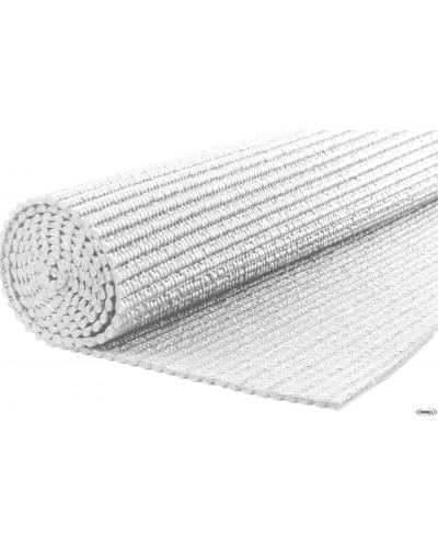 Tappeto Multiuso Antiscivolo Bianco 65x200 cm Duna Soft