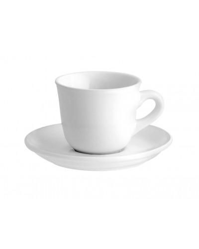 Set 6 Tazze Caffe' Nova Bianche 7 cl