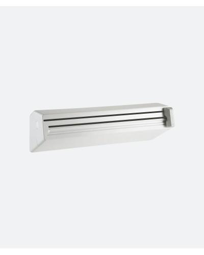 Dispenser Porta Rotolo Alluminio MarPlast