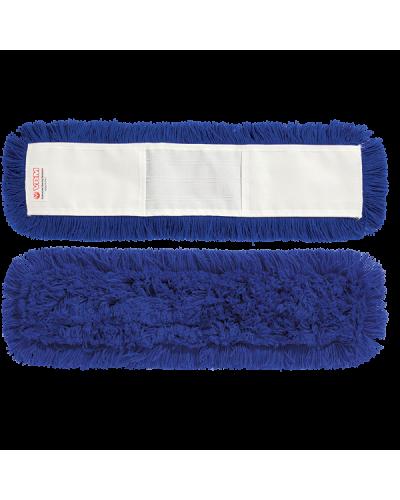 Ricambio Scopa a Frange Idrorepellente Blu 60 cm VDM