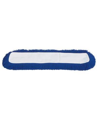 Ricambio Scopa a Frange Idrorepellente Blu 100 cm IPC