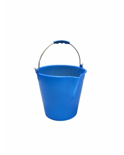 Secchio Con Becco 12 lt Azzurro