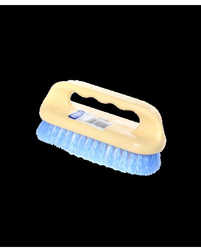 Spazzola Bucato Espanso Ovale con Manico Utilplastic