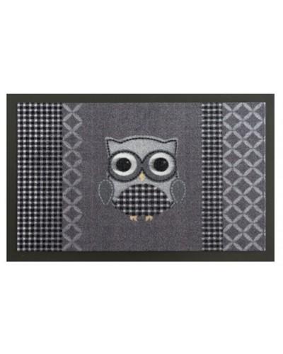 Tappeto Mat Design Gufo 60x80 cm