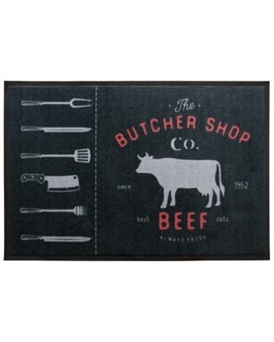 Tappeto Mat Design BBQ Beef 80x120 cm