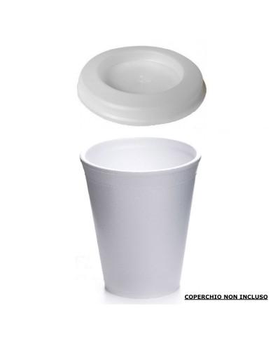 Bicchiere Termico per Cappuccino 200cc 80pz in Polistirolo Erremme