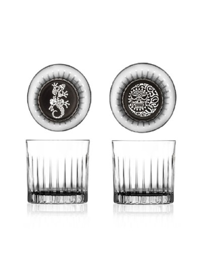 Set 6 Bicchieri Cocktail Maori 36 cl Cristallo RCR