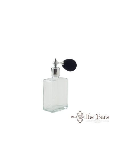 Bottiglia Atomizzatore Spray in Vetro 100 ml The Bars