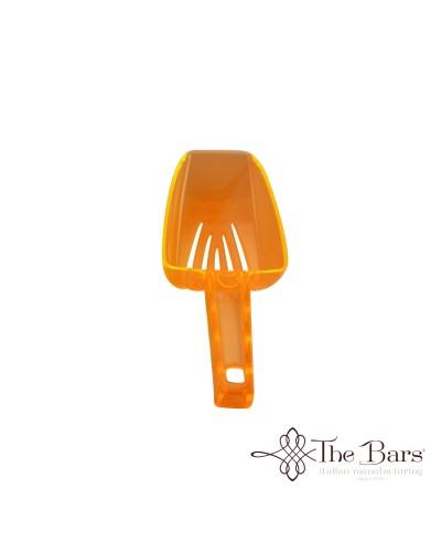 Paletta Ghiaccio Barman Arancione 10 oz The Bars