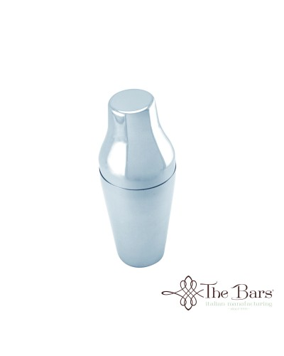 Shaker Parisienne Acciaio da 600 ml per Cocktail The Bars