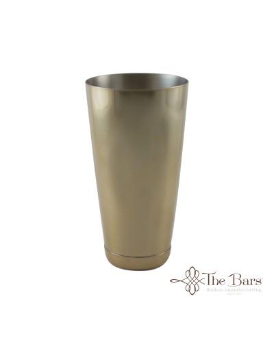 Bar Shaker Bilanciato 18/10 Oro