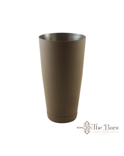 Bar Shaker Bilanciato 18/10 V. Marrone