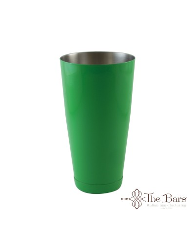 Shaker Bilanciato Verde da 84 cl Mixing Tin per Cocktail The Bars