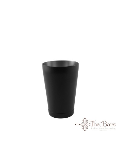 Shaker Bilanciato Nero da 60 cl in Acciaio per Cocktail The Bars