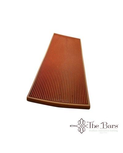 Tappetino Bicchieri Bar Rame 60x20 cm The Bars