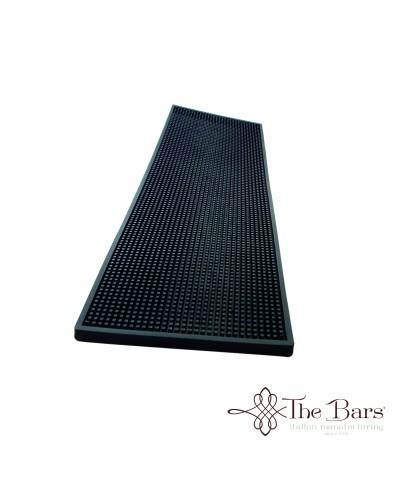 Tappetino Bicchieri Bar Nero 60x20 cm The Bars