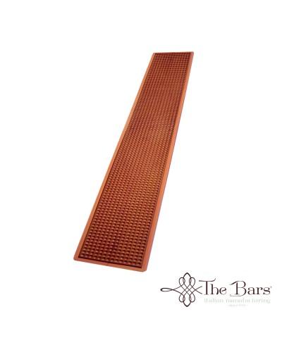 Tappetino Bicchieri Bar Rame 70x10 cm The Bars