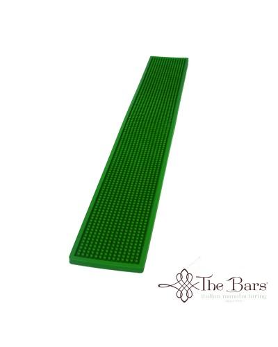 Tappetino Bicchieri Bar Verde 70x10 cm The Bars