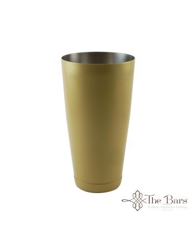 Bar Shaker Bilanciato 18/10 Champagne