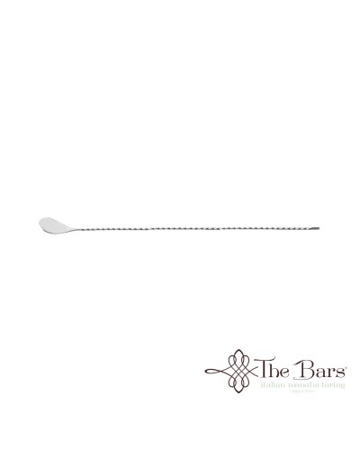 Bar Spoon Full Twist 30 cm in Acciaio Inox The Bars