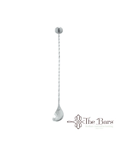 Bar Spoon Full Disk 35 cm Acciaio The Bars