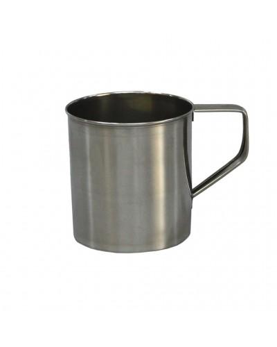 Bicchiere Mug Ø 12 cm in Acciaio Inox