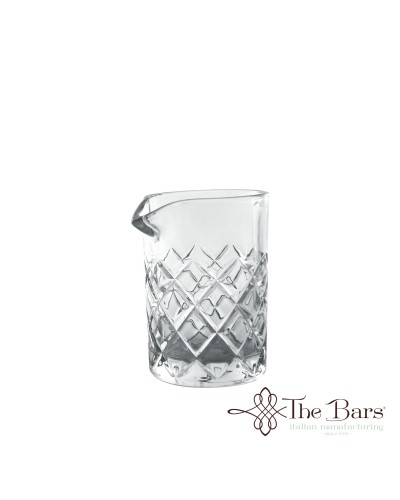 Bicchiere in Vetro Yarai Mixing Glass 500 ml per Cocktail The Bars