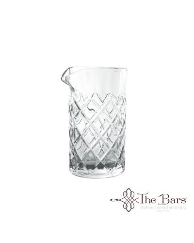Mixing Glass Taglio Yarai 750 ml in vetro The Bars