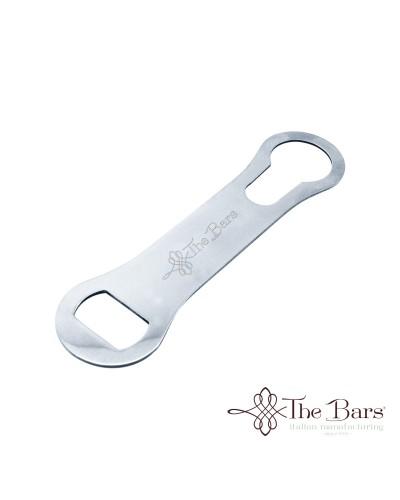 Apribottiglie Acciaio The Bars