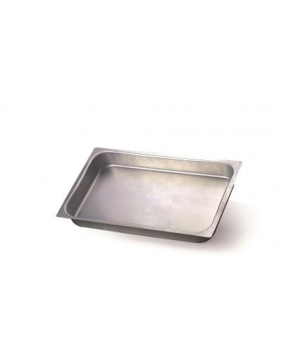 Teglia Gastronorm 1/1 Alluminio H. 4 cm Agnelli