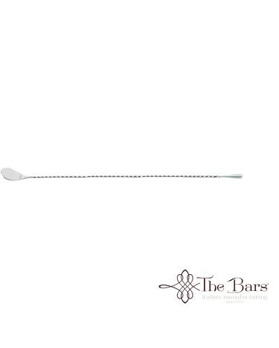 Bar Spoon Teardrop Full Twist 40 cm Inox The Bars
