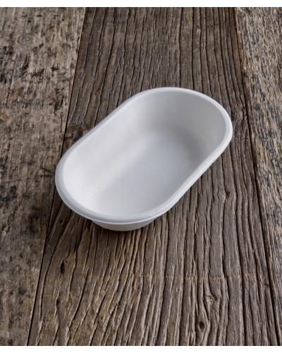 Vaschetta Patatine in Polpa di Cellulosa 18x11x4cm 50pz