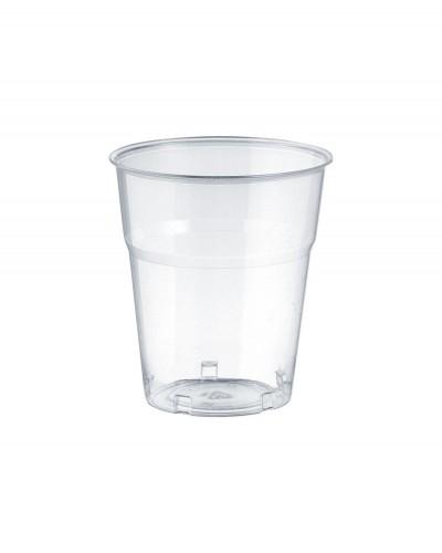 Bicchiere Kristal Trasparente 120 cc al Bordo 50 pz