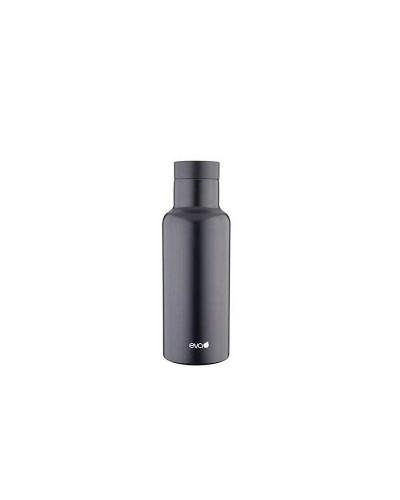 Bottiglia Termica Isolante Nero Opaco 450 ml Eva