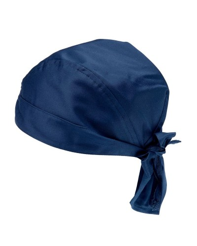 Bandana Copricapo Diva Blu Giblors