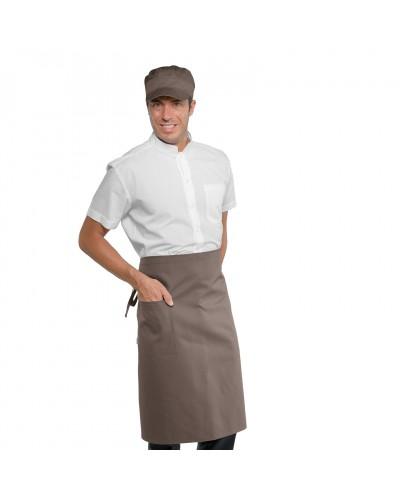 Grembiule Cameriere Dakar Fango Isacco