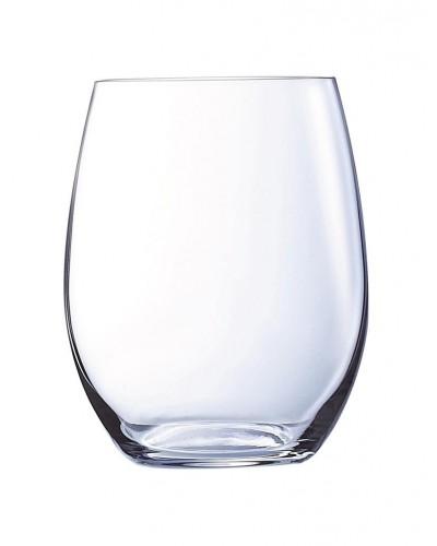 Set 6 Bicchieri Acqua Primary 36 cl in Vetro