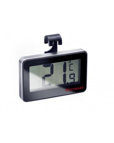 Termometro Frigo Digitale in Abs e Vetro Westmark