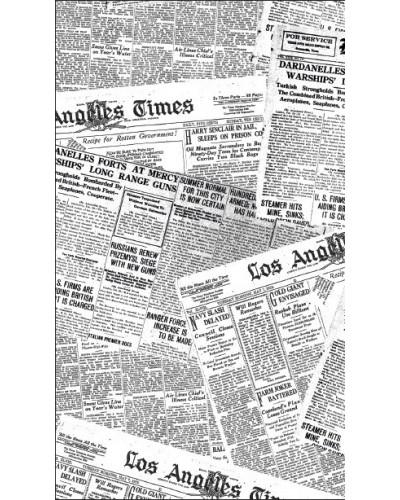 Carta Antigrasso Giornale 20x35 cm 500 pz Le Cartine