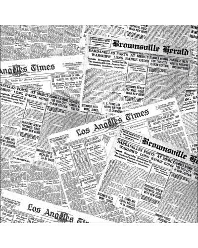 Carta Antigrasso Giornale Quadrata 33x32 cm 500 pz Le Cartine