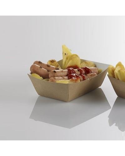 Vaschetta Fritti Avana Take Away da 18 cm