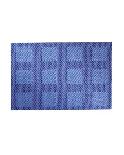 Tovaglietta Americana City Blu 30x45 cm
