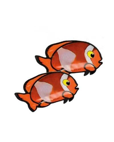 Salviettine Mani Pesce Pagliaccio Profumate al Limone Tnt 80 pz Leone
