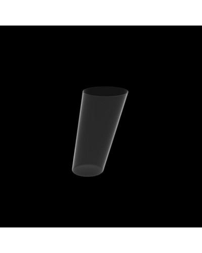 Cono Clear Trasparente 75cc 120 pz per Finger Food Gold Plast